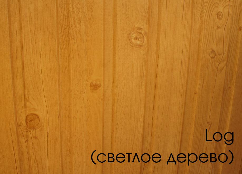 Покрытие log